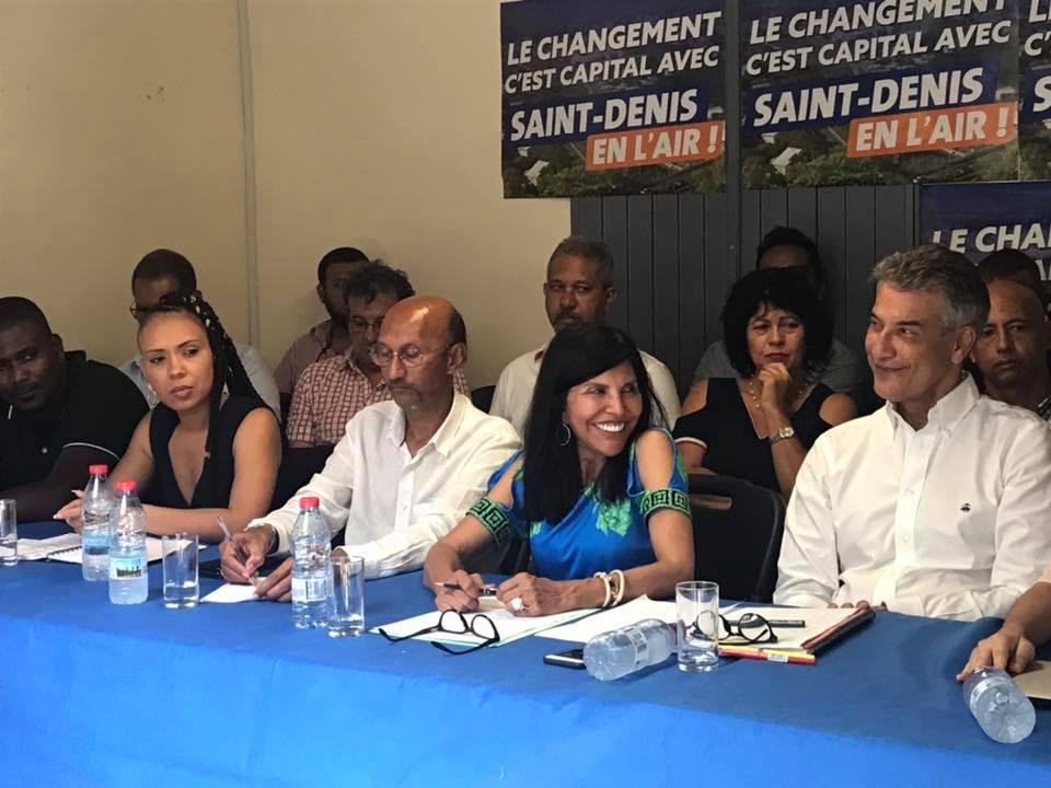 Municipales 2020 : À La Réunion, la sénatrice Nassimah Dindar à la conquête de Saint-Denis