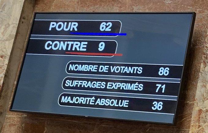 L'assemblée nationale vote le budget Outre-mer 2020