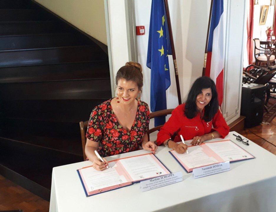 Marlène Schiappa débloque 800 000 euros pour la lutte contre les violences conjugales en Outre-mer