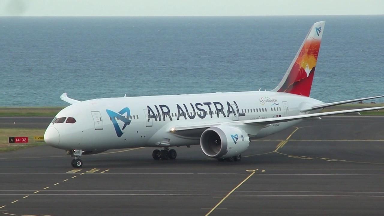 La compagnie réunionnaise Air Austral perquisitionnée par l'Autorité de la concurrence