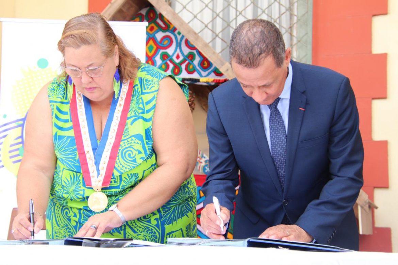 Numérique en Guyane: La fibre optique désormais déployée dans la ville du Saint-Laurent du Maroni
