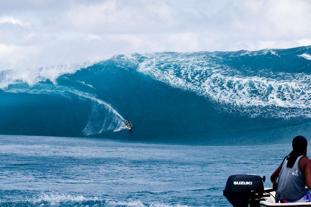 JO : Paris 2024 choisit Tahiti pour les épreuves de surf