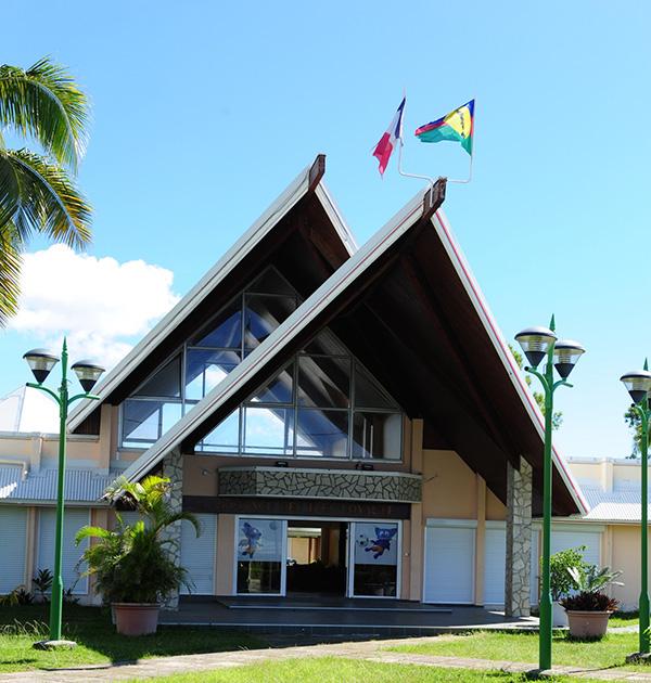 L'assemblée provinciale des Îles Loyauté ©Province des Îles Loyauté