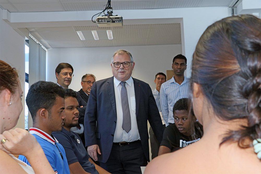 La Réunion : Le Haut-commissaire aux compétences et à l'inclusion par l'emploi en visite jeudi et vendredi
