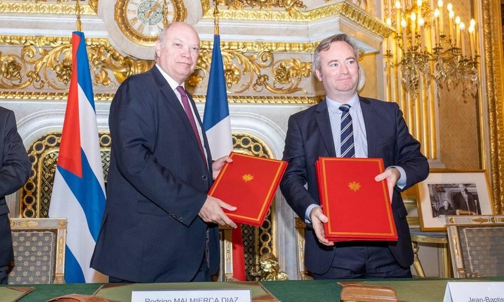 Coopération économique : La France investit à Cuba dans l'agrotourisme et l'eau pour un montant total de 7 millions d'euros