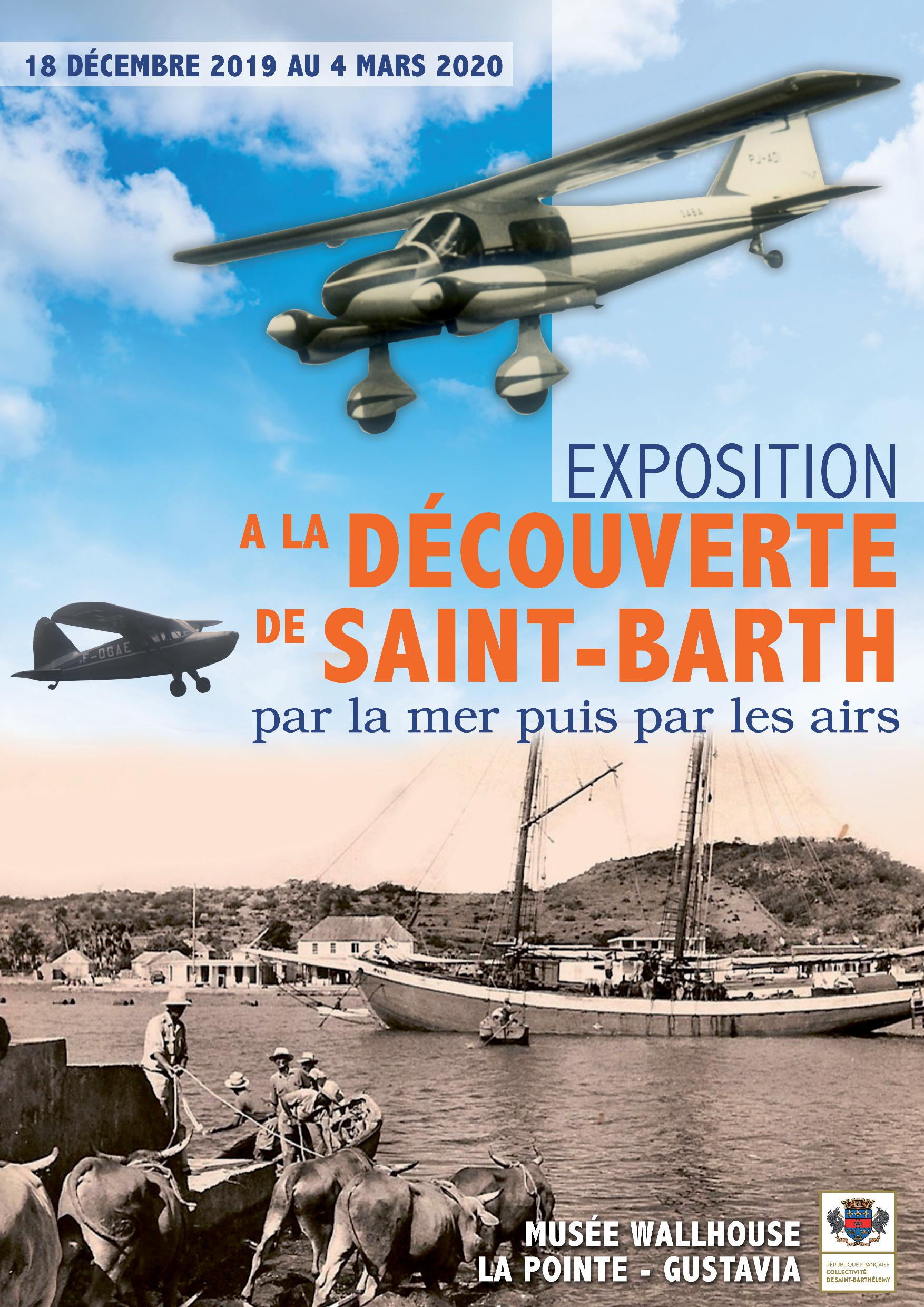 affiche decouverte st barth-2