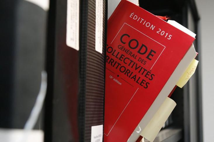 code collectivités