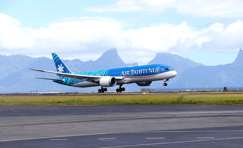 Desserte aérienne : Air Tahiti Nui annonce une augmentation de capacité entre Paris et Tahiti, après une « très belle transition » en 2019