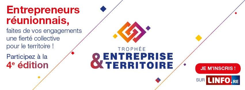 La Réunion : La CPME lance la 4ème édition du Trophée Entreprise et Territoire