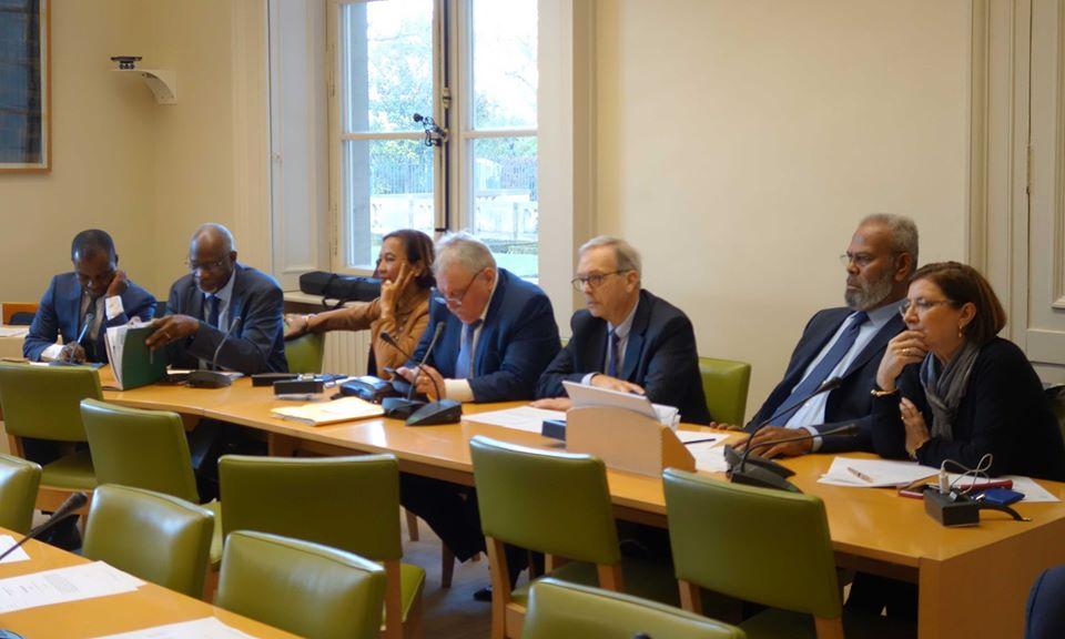À Bruxelles, la délégation Outre-mer du Sénat évoque l'octroi de mer et la cadre financier pluriannuel 2021-2027