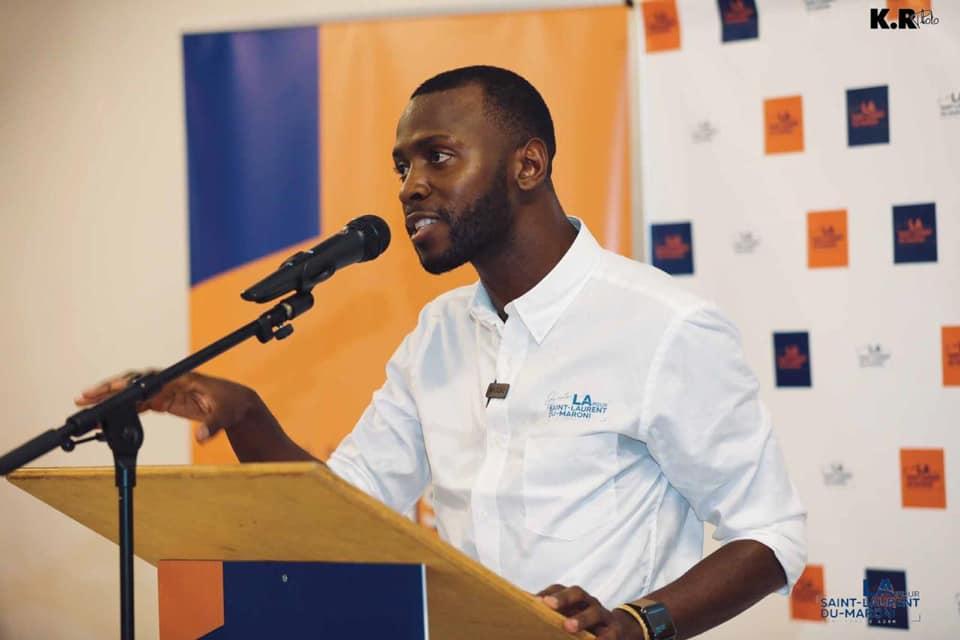 Municipales 2020-Guyane: Le député Lenaïck Adam se lance dans la campagne municipale à Saint-Laurent du Maroni