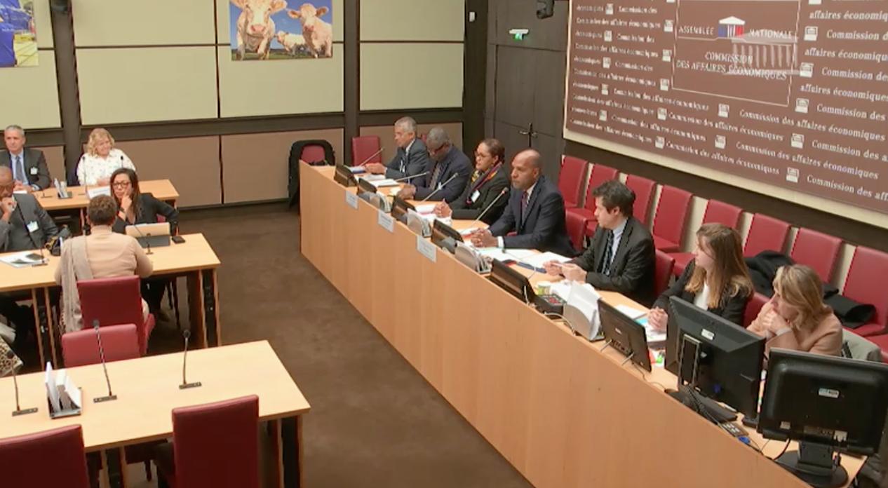 La Délégation aux Outre-mer de l'Assemblée nationale lance une mission flash sur la réforme des retraites dans les territoires d'Outre-mer