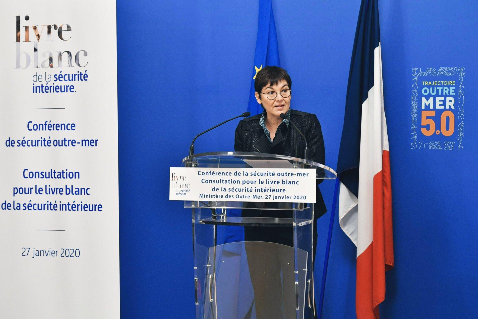 Sécurité Outre-mer : Annick Girardin veut « renforcer la prise en compte des spécificités de nos territoires » dans le Livre blanc de la Sécurité intérieure