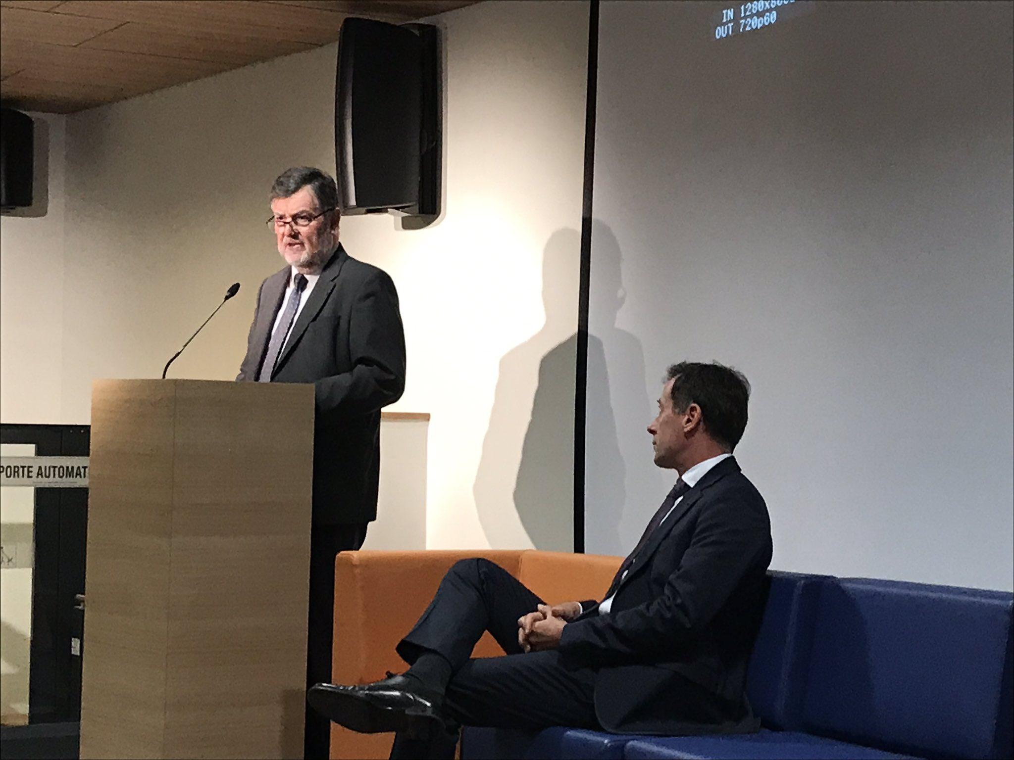 Vœux 2020 de la FEDOM : Jean-Pierre Philibert attentif sur les délais de paiement et l'octroi de mer