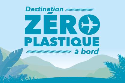 Desserte aérienne: Air Austral se lance dans le «zéro plastique» à bord de ses  avions