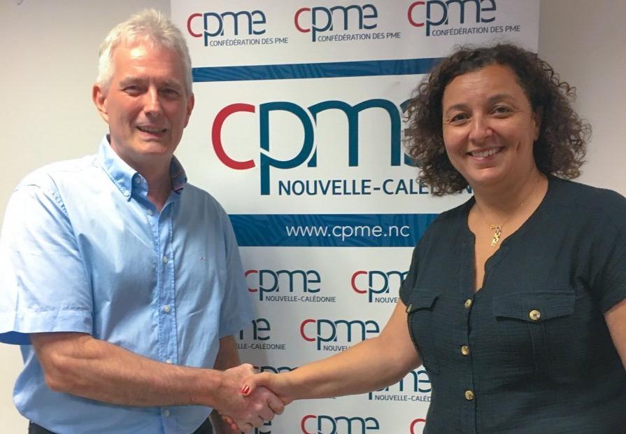Nouvelle-Calédonie : Yann Lucien, nouveau président de la CPME