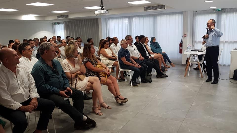 Economie à La Réunion : Entre Europe et proximité, la CPME Reunion définit sa feuille de route pour 2020