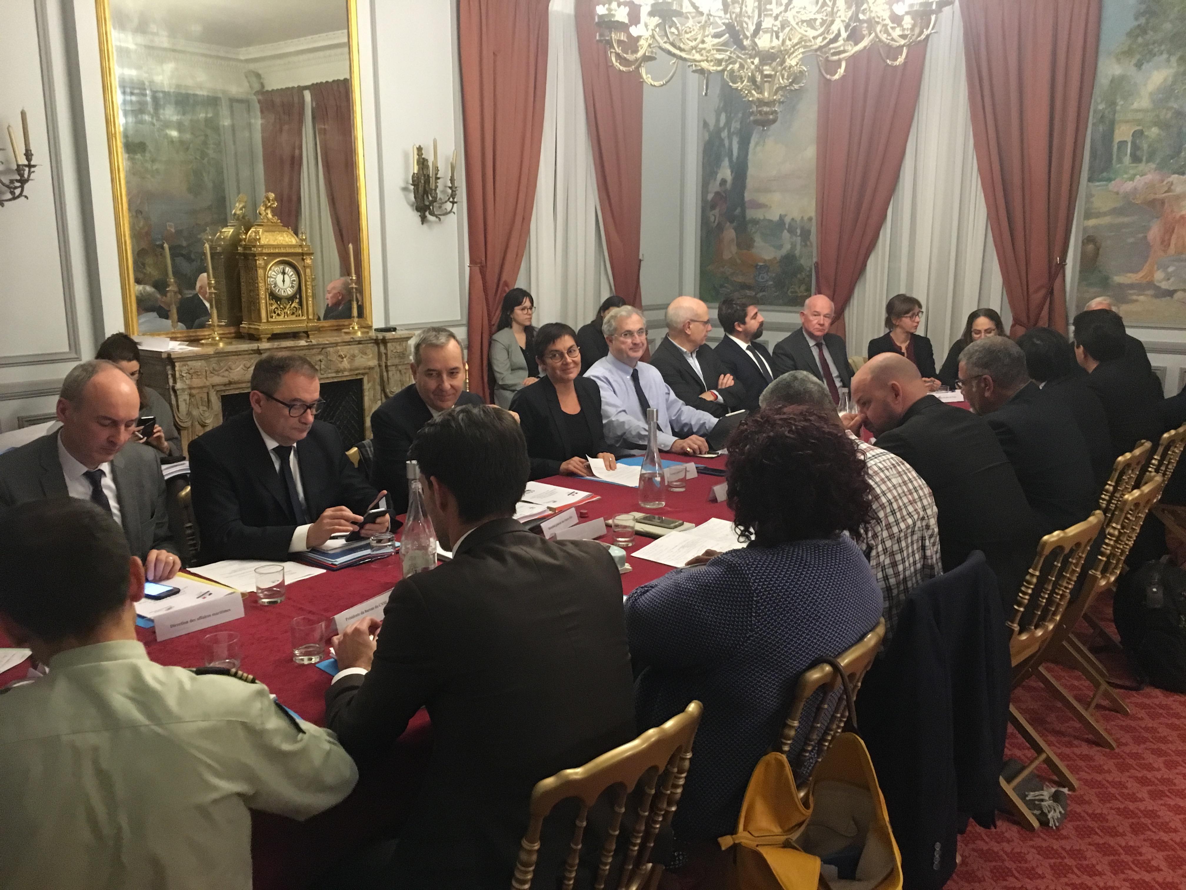 Réunion annuelle CFM Outre-mer en décembre 2019