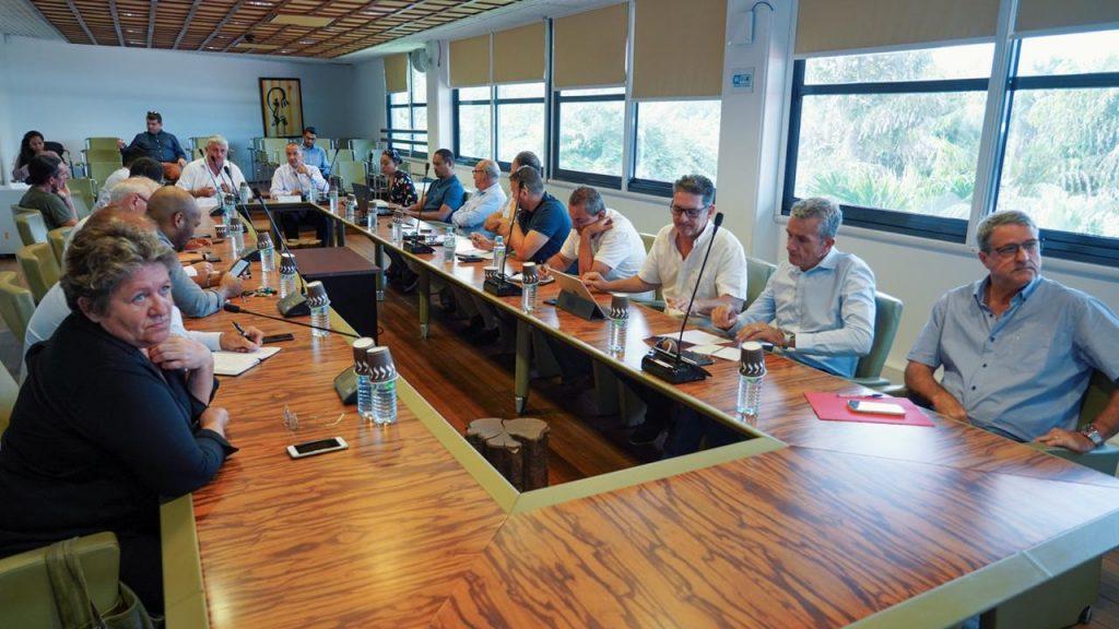 Guyane : Les professionnels producteurs et non-producteurs et le CESECEG associés au projet de révision des taux et exonérations d'octroi de mer