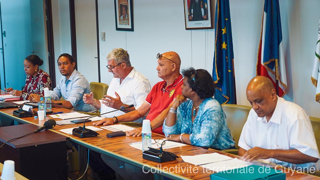 Octroi de mer en Guyane: La CTG lance un projet de révision de l'octroi de mer, crainte de certains socioprofessionnels