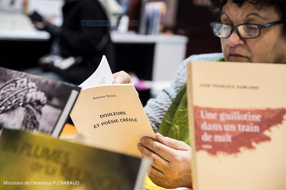 La littérature des outre-mer bien présente à la 40ème édition du Livre Paris