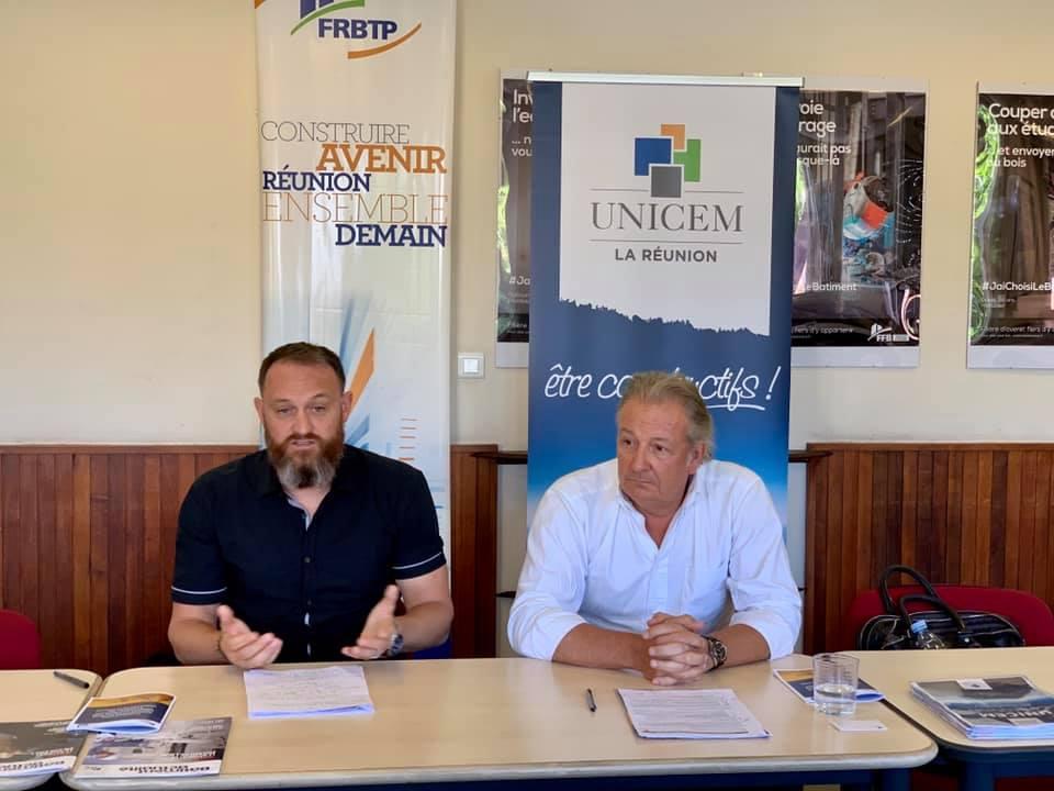 BTP à La Réunion : Les organisations syndicales tirent la sonnette d'alarme