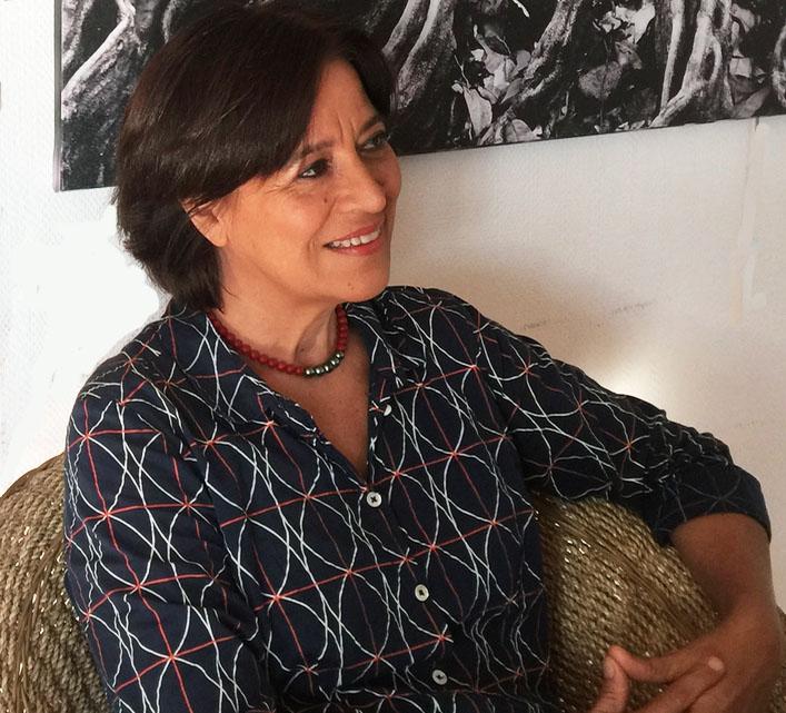 Dominique Morvan, journaliste et coordinatrice éditoriale du Dixit