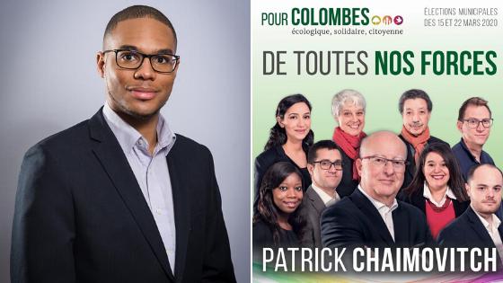 Municipales 2020- Valentin Narbonnais, candidat à Colombes : « Faire de Colombes une ville  réellement solidaire, écologique, et citoyenne»