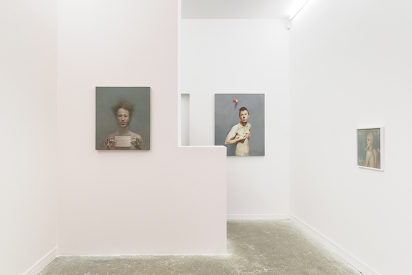 ABEL TECHER - I CALL YOU FROM THE CROSSROADS Backslash gallery - fevrier 2020
