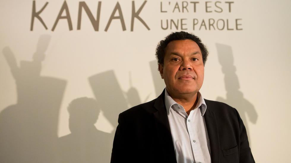 Le Calédonien Emmanuel Kasarhérou serait candidat à la direction du Quai Branly