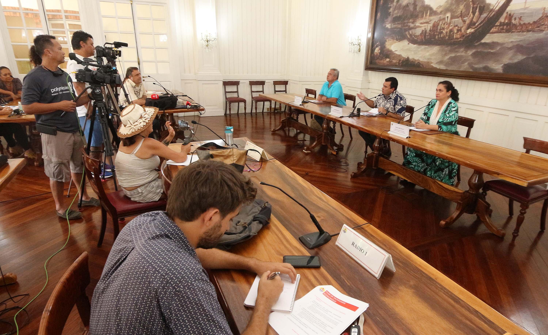 Covid-19 en Outre-mer : En Polynésie, mise en place d'un « plan de sauvegarde économique »