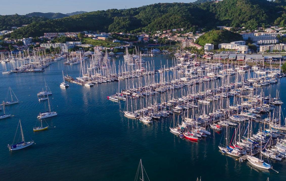 VIDÉO. Positive Outre-mer : En Martinique, une Marina à énergie durable