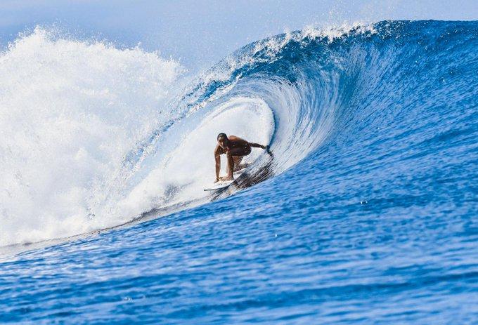 Paris 2014 : Le CIO valide la vague de Teahupo'o à Tahiti pour les épreuves de surf