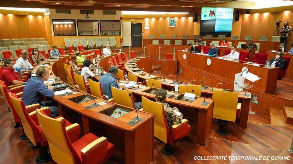 Covid-19-Guyane: La CTG supprime l'octroi de mer de certains produits