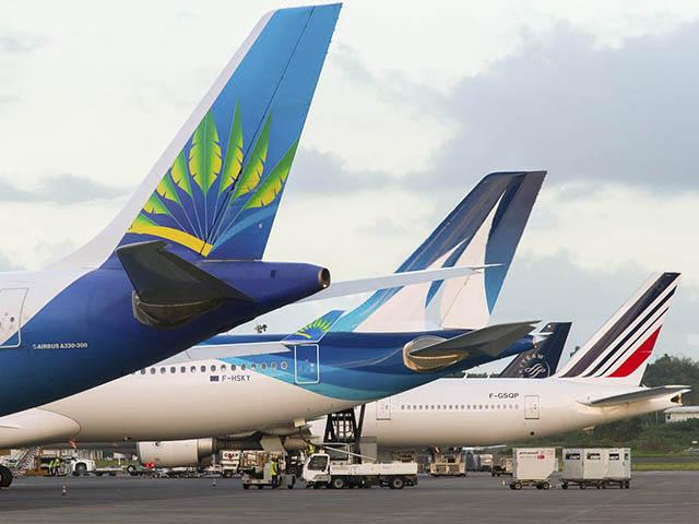 Covid-19 : Interdiction des vols Outre-mer – Hexagone à partir de lundi