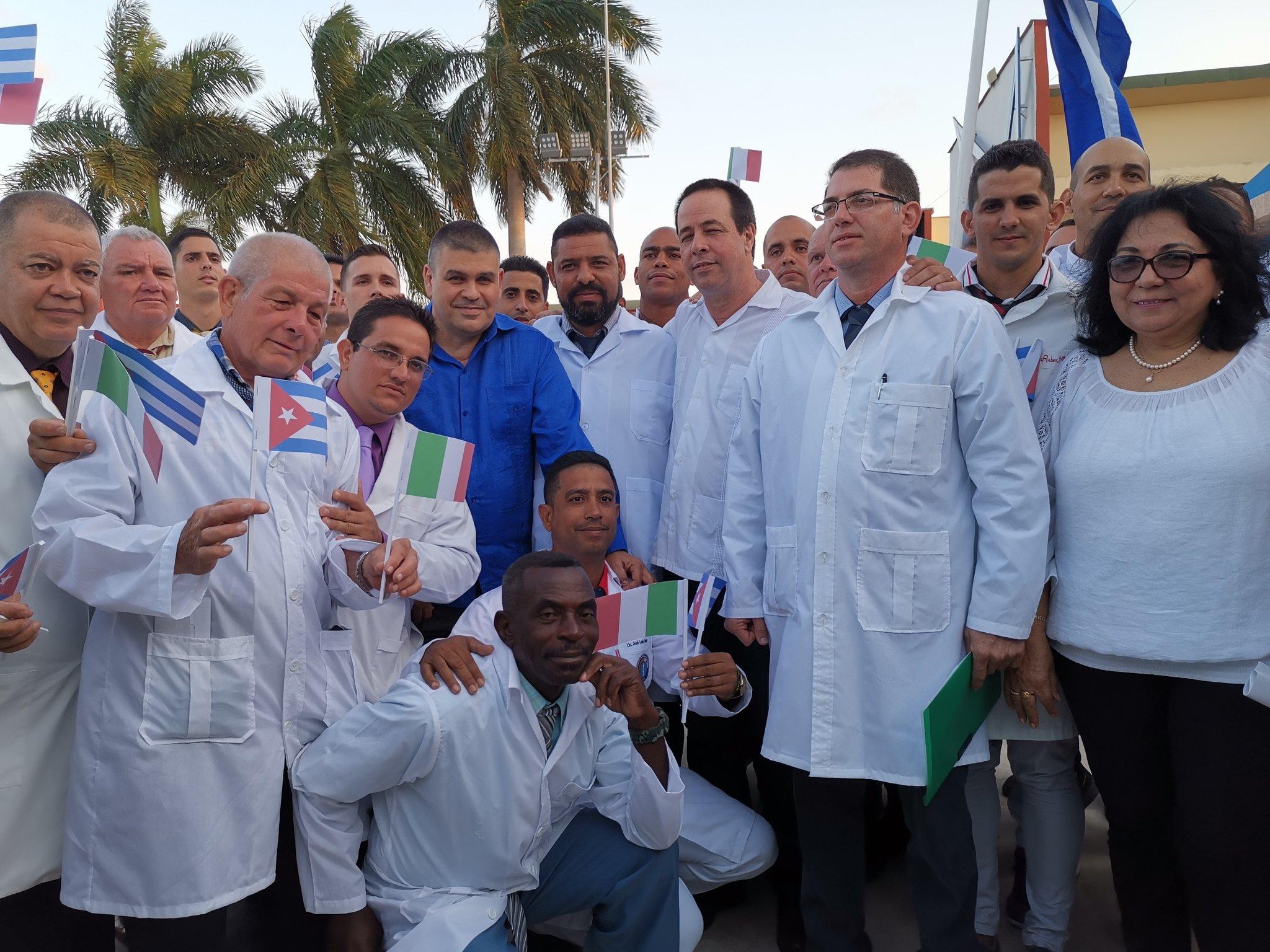 Cuba, 60 ans au chevet des crises sanitaires mondiales