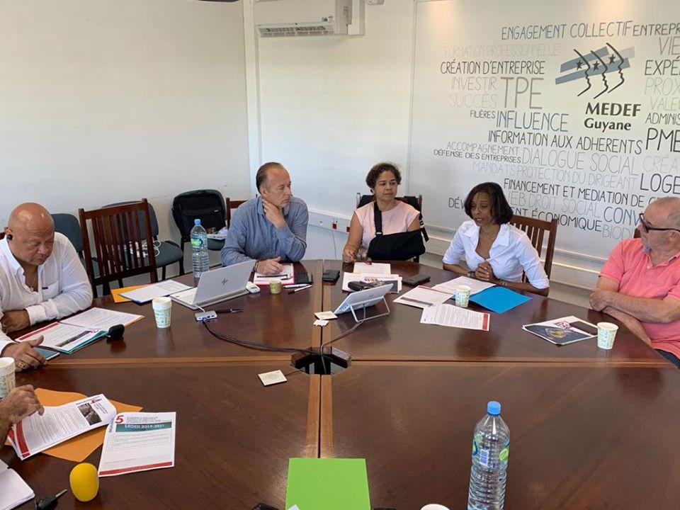 Municipales 2020-Guyane: Le Medef Guyane appelle les candidats à s'engager sur un Pacte Eco 2020-2026