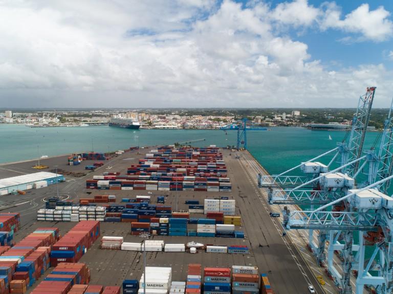 © Grand Port maritime de Guadeloupe