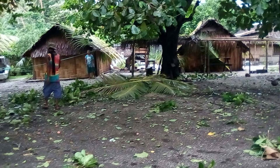 Nouvelle-Calédonie : Après le cyclone Harold, le Mont-Dore vient en aide aux Vanuatais