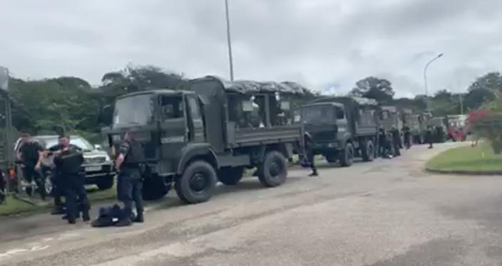 Covid-19- Guyane: Une mutinerie a éclaté dans la prison de Remire-Montjoly