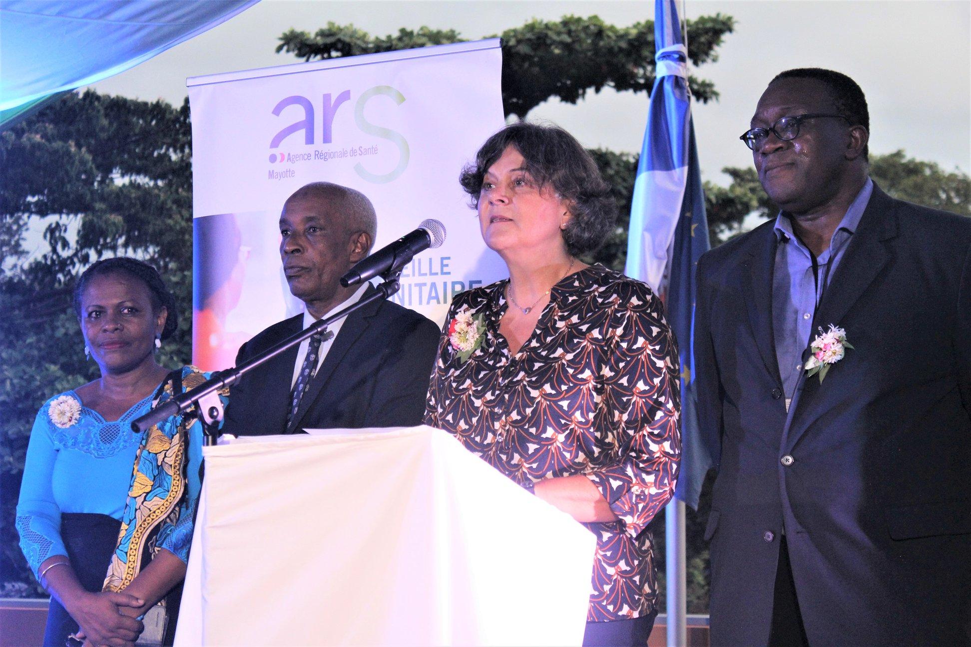 Covid-19-Mayotte : La directrice de l'ARS Dominique Voynet favorable à un déconfinement tardif mais « adapté»