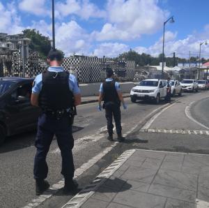 © Gendarmerie de Guadeloupe