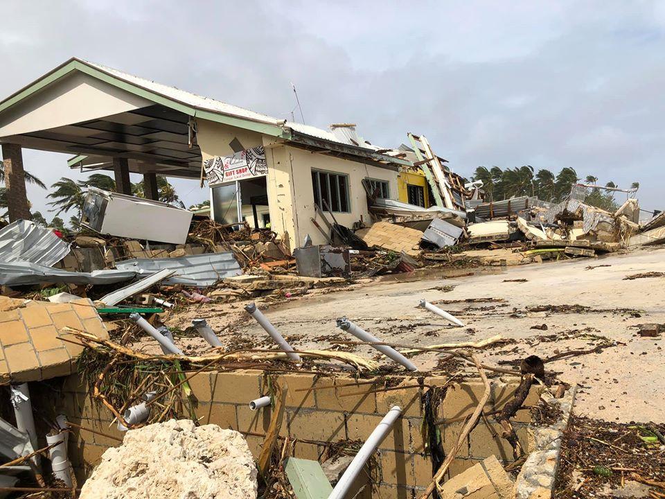 Pacifique : Après les Fidji, le cyclone Harold s'est abattu sur les Tonga