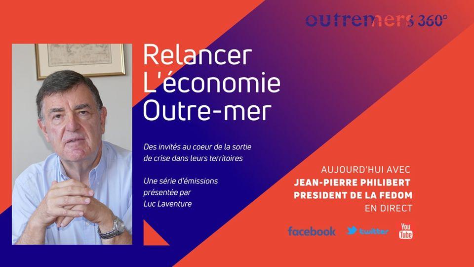 Relancer l'économie d'Outre-mer : Jean-Pierre Philibert plaide pour une « incitation financière » touristique
