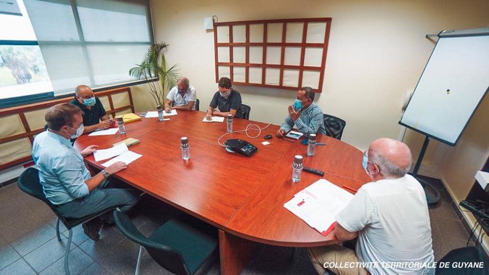Guyane : Le CNES met à disposition un de ses laboratoires pour la lutte contre le Covid-19