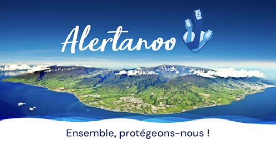 Innovation à La Réunion : L' application de notification d'exposition au Covid-19  « Alertanoo» disponible en version bêta