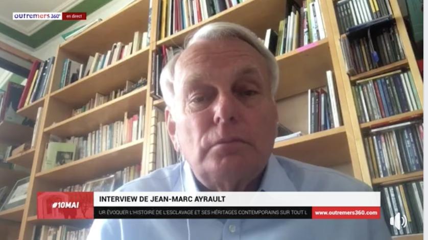 10 mai- Jean-Marc Ayrault : « Il faut absolument connaître cette histoire, c'est l'histoire de la France, de la colonisation, c'est l'histoire d'un héritage commun»