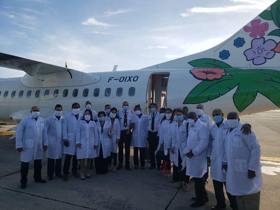 En Guyane, un médecin et des parlementaires demandent la venue de médecins cubains pour faire face au coronavirus