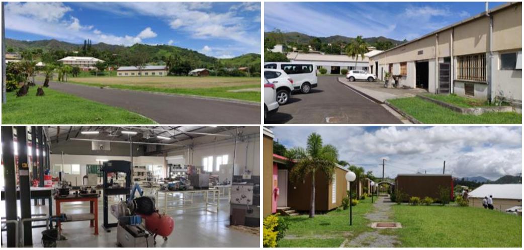 Une nouvelle compagnie du SMA à Bourail en Nouvelle-Calédonie