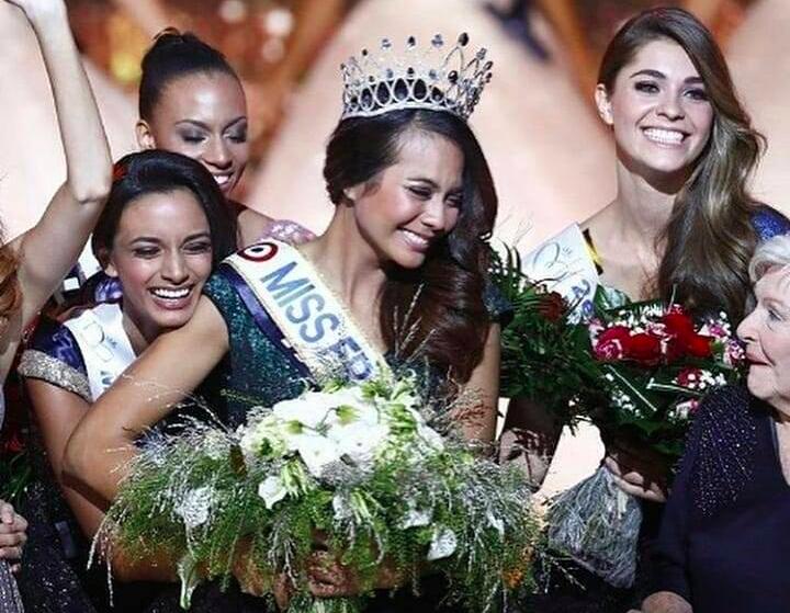 Vaimalama Chaves est la dernière Miss Tahiti à avoir remporté l'écharpe Miss France ©Facebook